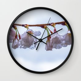 Brb... I'll be a Cherry Soon Wall Clock