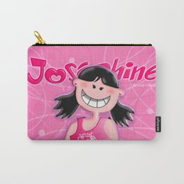 Pinky Josephine! Carry-All Pouch
