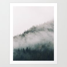 Pacific Northwest Art Print