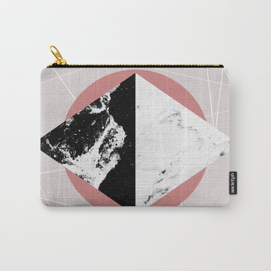 Geometric Textures 3 Carry-All Pouch