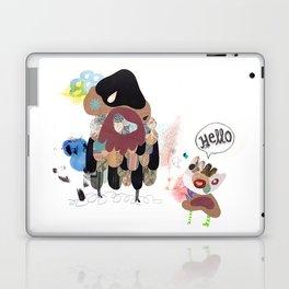 SayHello Laptop & iPad Skin