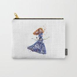 Brave Merida Disneys Carry-All Pouch