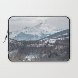 Etna volcano Laptop Sleeve