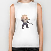 fili Biker Tanks featuring fili by Ronnie