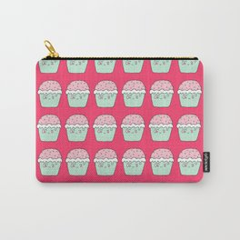 Pastel colors cup cakes Carry-All Pouch