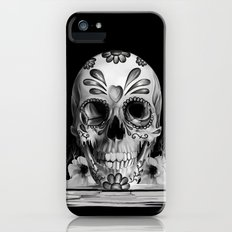 Pulled sugar, day of the dead skull Slim Case iPhone (5, 5s)