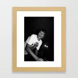 Mani. Framed Art Print