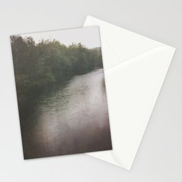 chasing the fog Stationery Cards