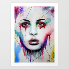 EXTENSION OF YOU Art Print