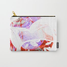 Depth of Heart Romance Feng Shui Ink Abstract Carry-All Pouch