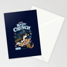 Kaiju Crunch Stationery Cards