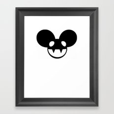 deadmau5 Framed Art Print