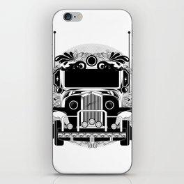 jeep ni erap iPhone Skin