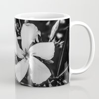 shining Mugs featuring Shining Moon by Loredana