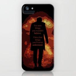 [ Doctor Who ] Eleven Matt Smith Akhaten iPhone Case