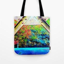Bridgeview Tote Bag