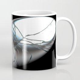 Broken Mirrow in the Spot   (A7 B0156) Coffee Mug