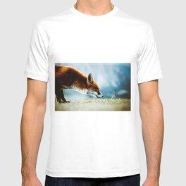 Close Encounters of Fox Kind T-shirt
