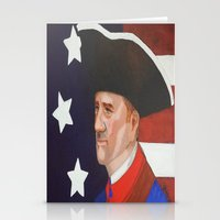 revolution Stationery Cards featuring Revolution by Trehan's Treasures