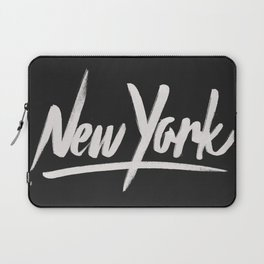NYC is over the top Laptop Sleeve