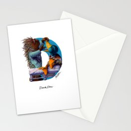 Duck Doc Stationery Cards