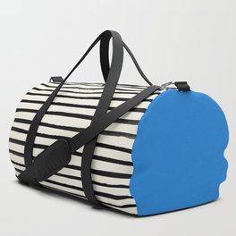 Ocean x Stripes Duffle Bag