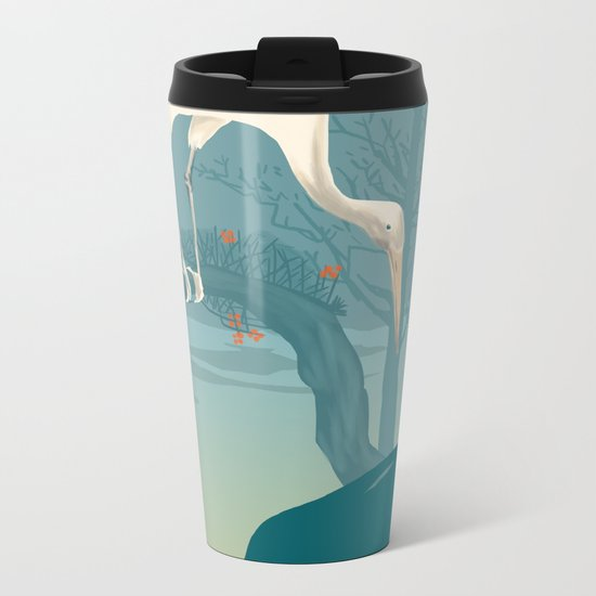 prosperity Metal Travel Mug