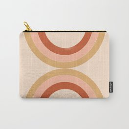 golden double rainbow Carry-All Pouch