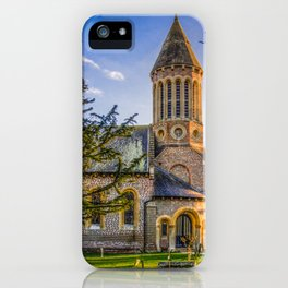 St Mary Burghfield iPhone Case