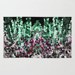 Abstract Print Rug