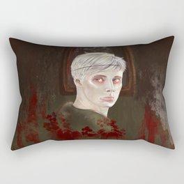 Forgotten Saviour Rectangular Pillow