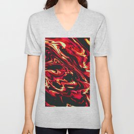 The Devil Unisex V-Neck