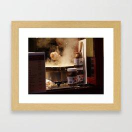 Nutella Framed Art Print