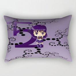 Sailor Saturn Rectangular Pillow