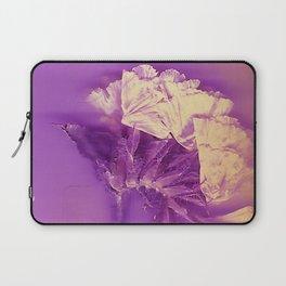 Purple Purity Laptop Sleeve