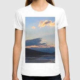 Dreamy Sunset at Medicine Lake T-shirt