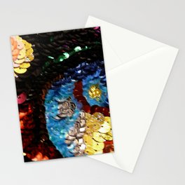Sequins Stationery Cards
