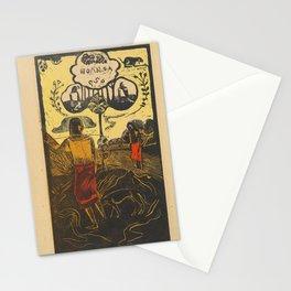 Noa Noa (Fragrant, Fragrant) Stationery Cards