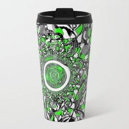 Penguins and Leprechauns in a Blender Travel Mug
