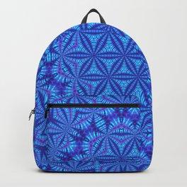 Vibrating Flower of Life Backpack
