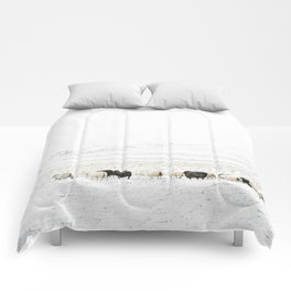 Icelandic Sheep VI Comforters