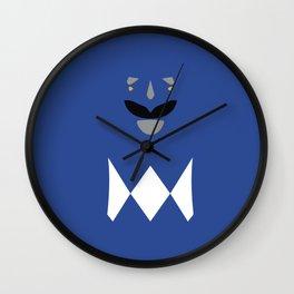 Blue Ranger, Power Ranger, Hero Wall Clock