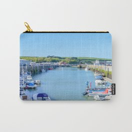 Padstow - Boat Pound (Full View) Carry-All Pouch