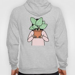 Plant Collector Hoody
