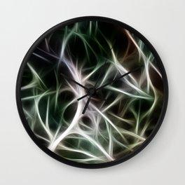 Smokey Dream Wall Clock