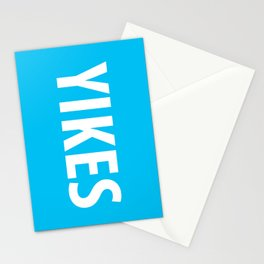 YIKES Stationery Cards