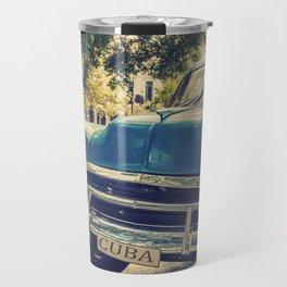 Vintage car Travel Mug