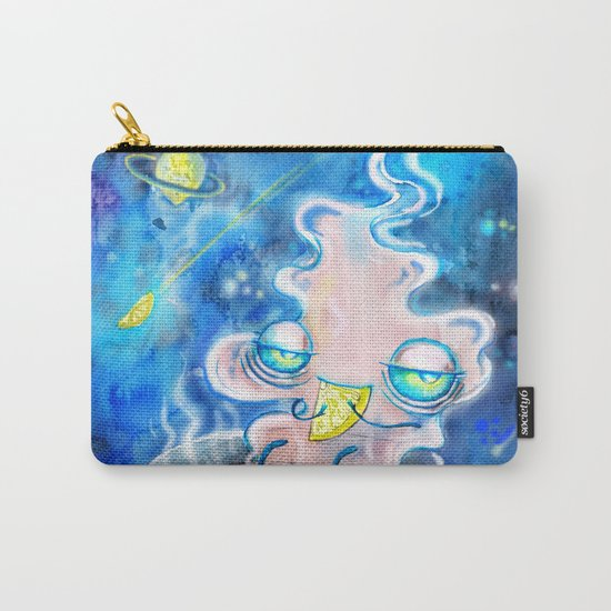 tea and the lemon universe Carry-All Pouch