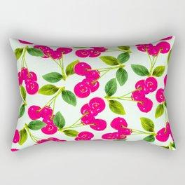 Cherry Picking #society6 #decor #buyart Rectangular Pillow