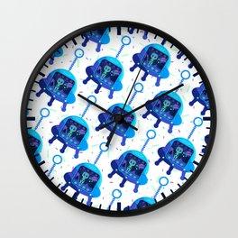 UFOtchi Wall Clock
